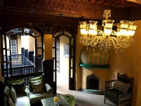 riad de lujo en hotel la sultana de marrakech